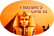 Бесплатный аппарат Pharaoh's Gold III от Вулкан казино