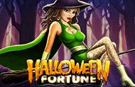 Играть в автомат Halloween Fortune