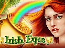 Автомат Irish Eyes от разработчиков Микрогейминг